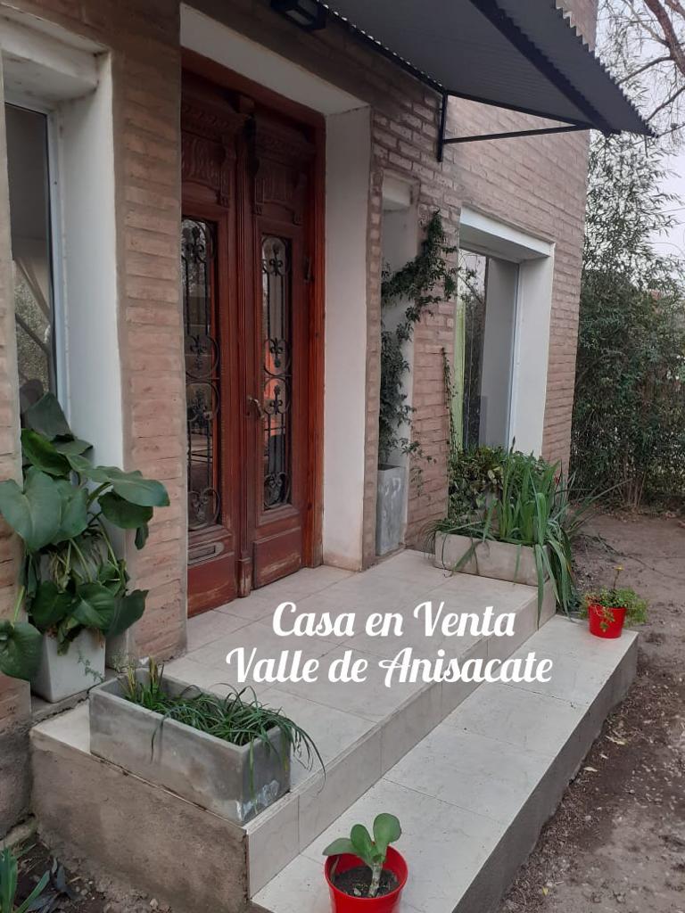 En venta! Casa – Valle de Anisacate